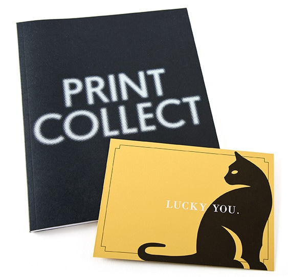 Print Collect - White Ink