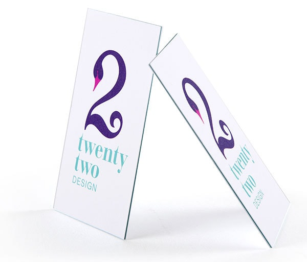 twenty two design Business Cards