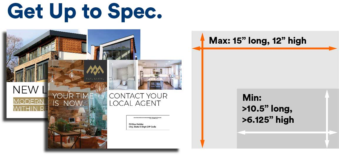 Every Door Direct Mail specifications
